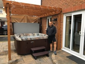Hot Tub Installations in Wolverhampton