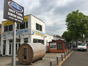 Award Leisure Birmingham | Hot Tub Dealer in Wolverhampton