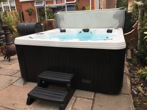Hot Tub Installation in Wolverhampton