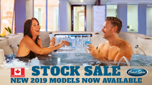 Hot tub January Sale