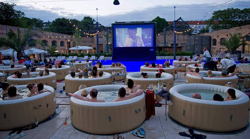 hot tub movies