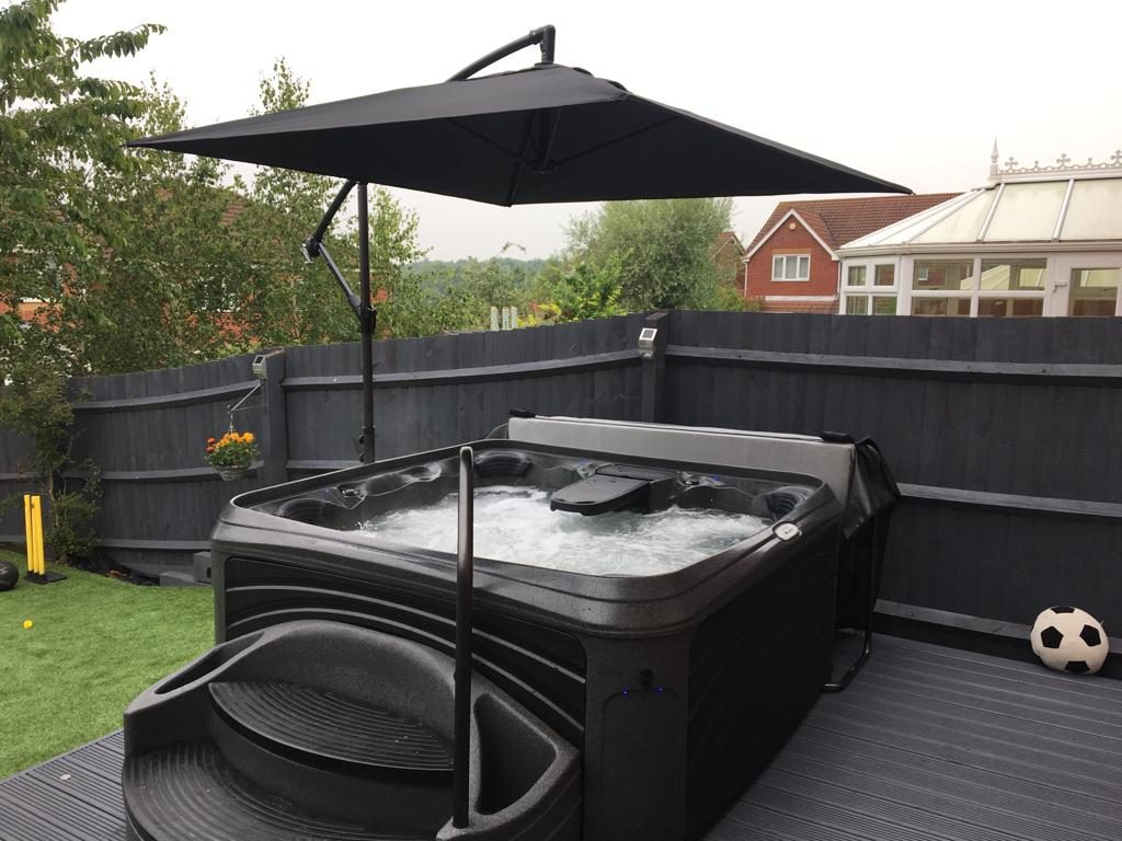 Hot tub Bromsgrove Worcestershire