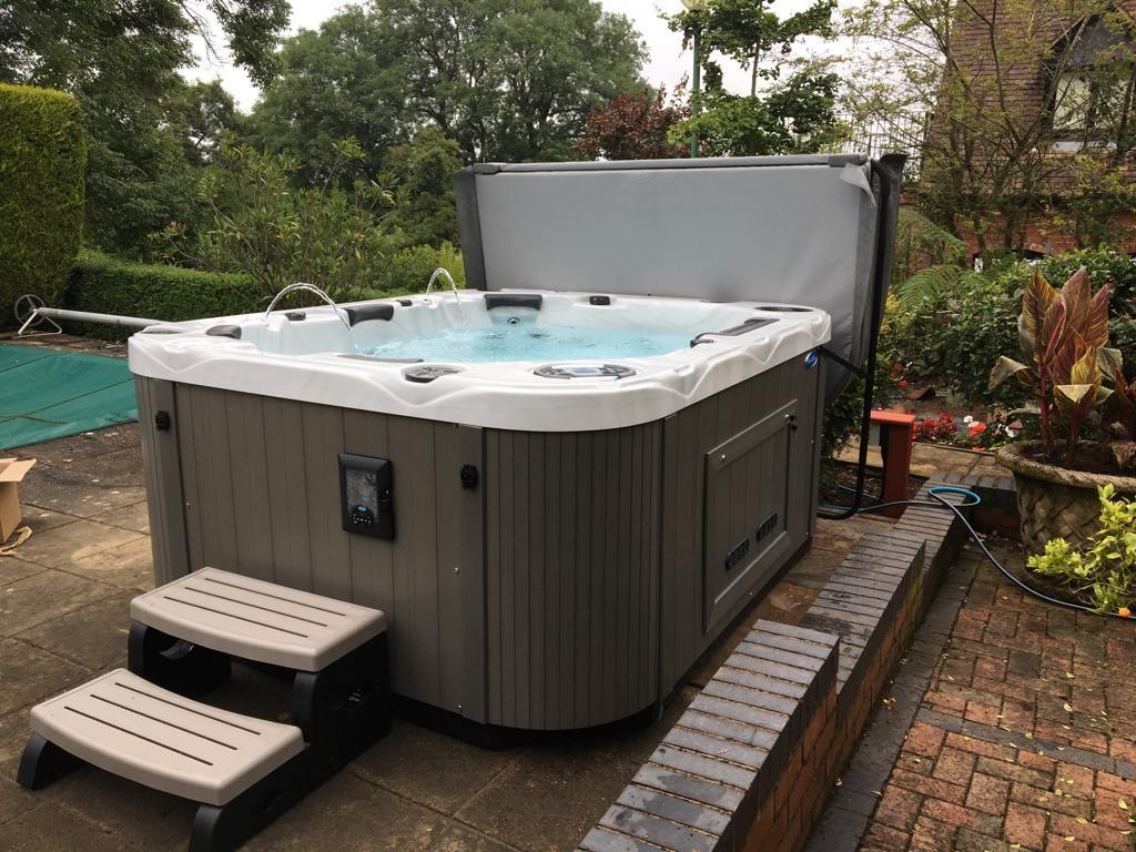 Elite Alpha 50 Hot Tub, Bewdley, Worcestershire