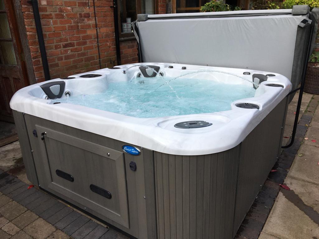 Coast Spas Classic Element Hot Tub