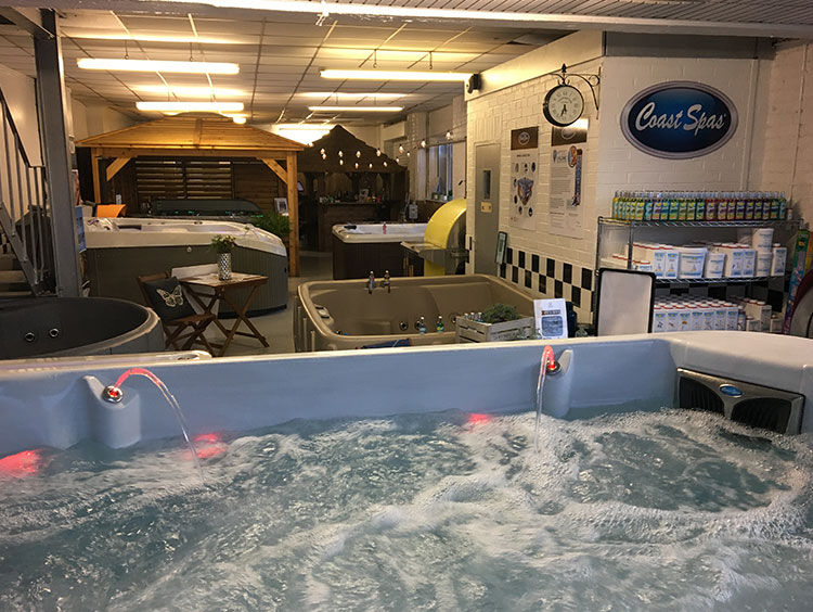 Hot Tub Dealer in Birmingham