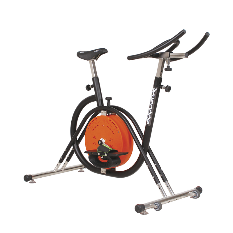 Active Aqquabike Aqquatix Underwater Exercise AquaCycling or Aqua Spinning Fitness Bikes
