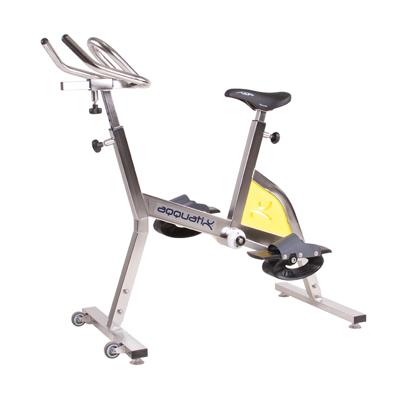 Smart Aqquabike Aqquatix Underwater Exercise AquaCycling or Aqua Spinning Fitness Bikes