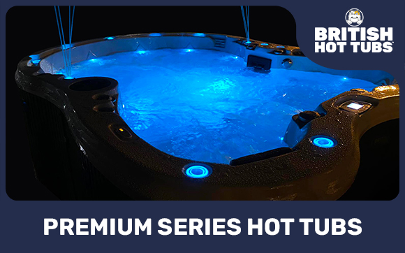 British Hot Tubs Premium