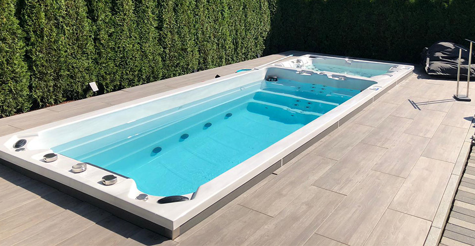 Swim Spas & Exercise Pools