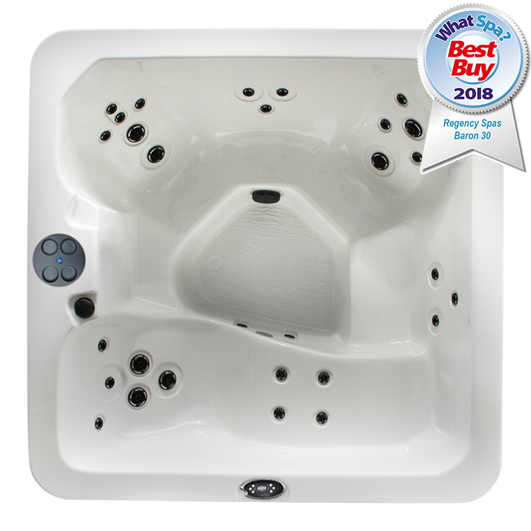Baron Regency Collection 5 Person Hot Tub